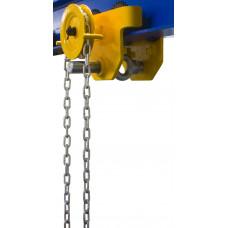 Тележка передвижения тали с ручным цепным приводом Haklift типа ABT